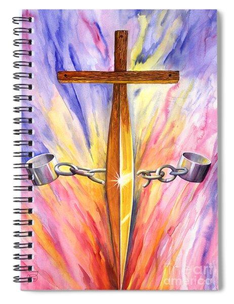 Isaiah 61 Spiral Notebook