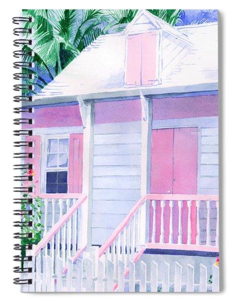 Island Charm Spiral Notebook