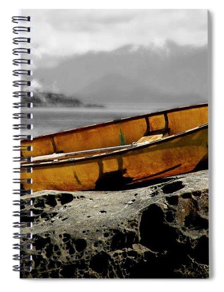 Island Life Spiral Notebook