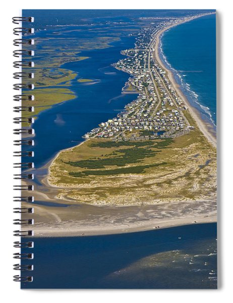 Isolated Luxury Spiral Notebook