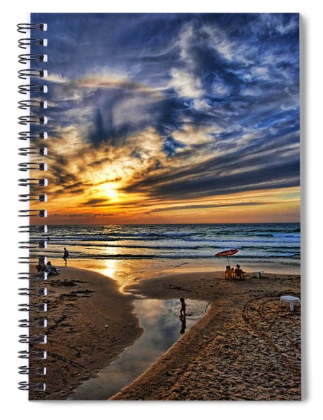 Israel Sweet Child In Time Spiral Notebook
