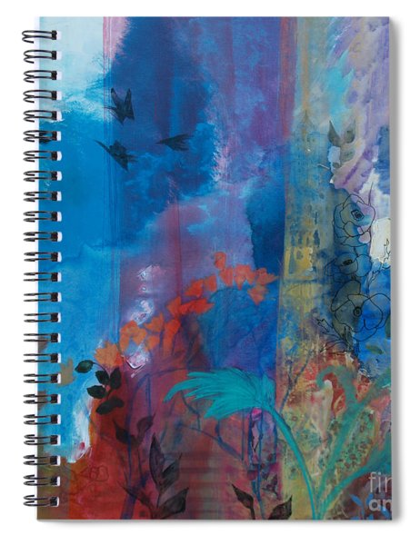 It Ain't A Fable Baby Spiral Notebook