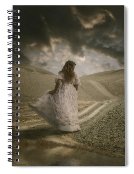 Italian Scenery Spiral Notebook
