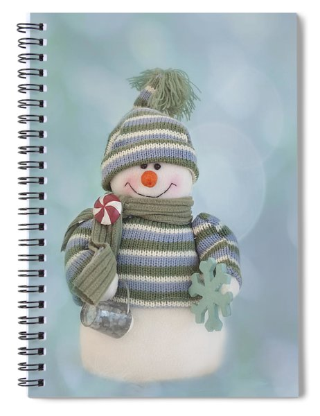 It's A Holly Jolly Christmas Spiral Notebook