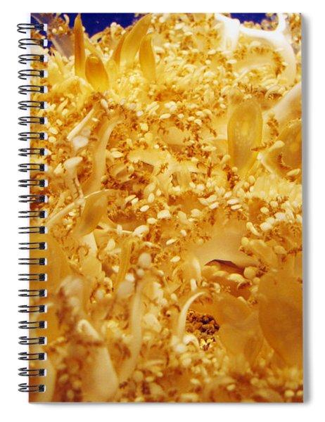 Its Alive Under Water Spiral Notebook