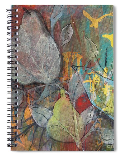 It's Electric Spiral Notebook