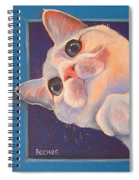 I've Been Framed Spiral Notebook