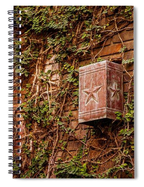 Ivy League Star Spiral Notebook
