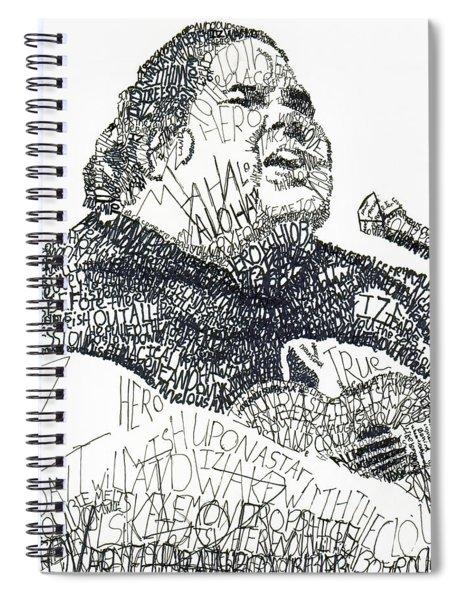 Iz Hd Spiral Notebook