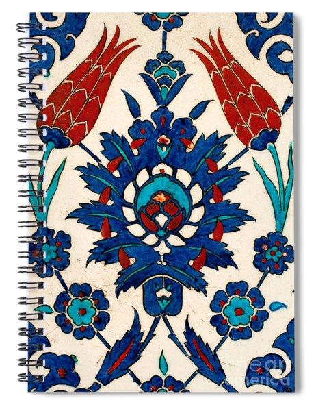 Iznik 03 Spiral Notebook