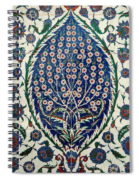 Iznik 07 Spiral Notebook