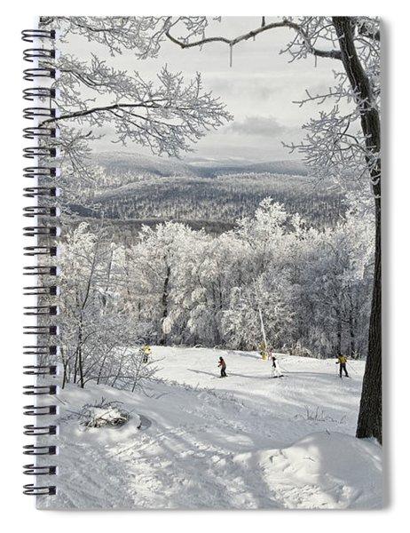 Jack Rabbit Spiral Notebook