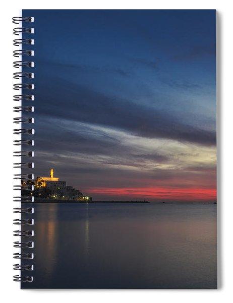 Jaffa On Ice Spiral Notebook