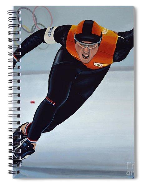 Jan Smeekens Spiral Notebook