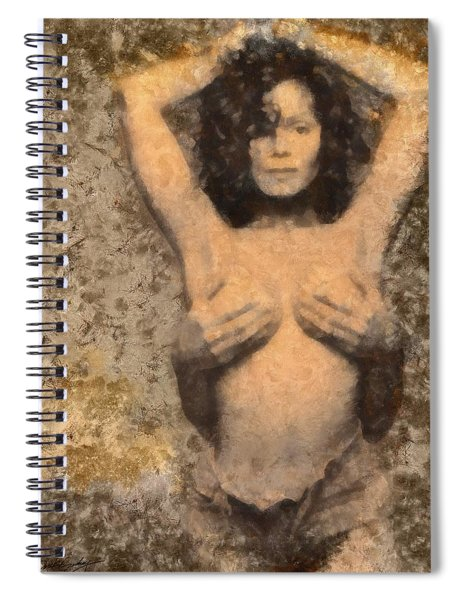 Janet Jackson - Tribute Spiral Notebook