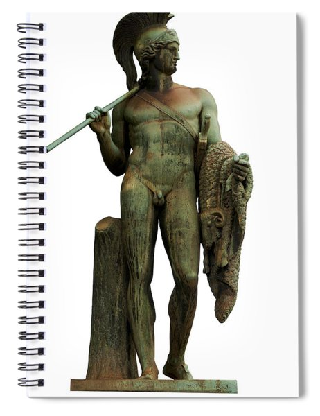 Jason And The Golden Fleece Spiral Notebook