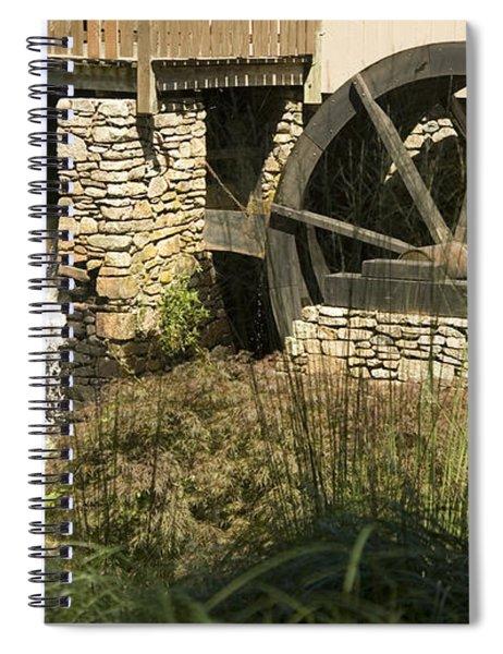 Jenney Mill Spiral Notebook