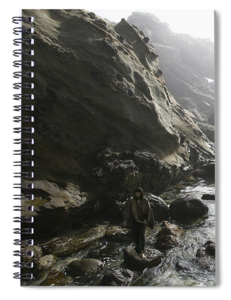 Jesus Christ- For I Know The Plans I Have For You Spiral Notebook