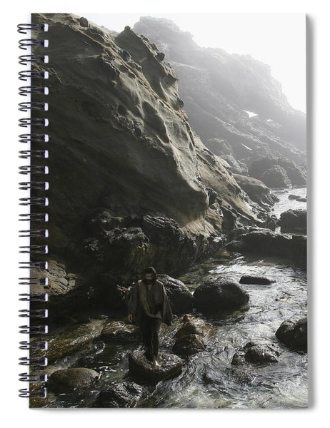 Jesus Christ- He Comforts Us In All Our Troubles Spiral Notebook