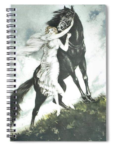 Jeunesse  Spiral Notebook