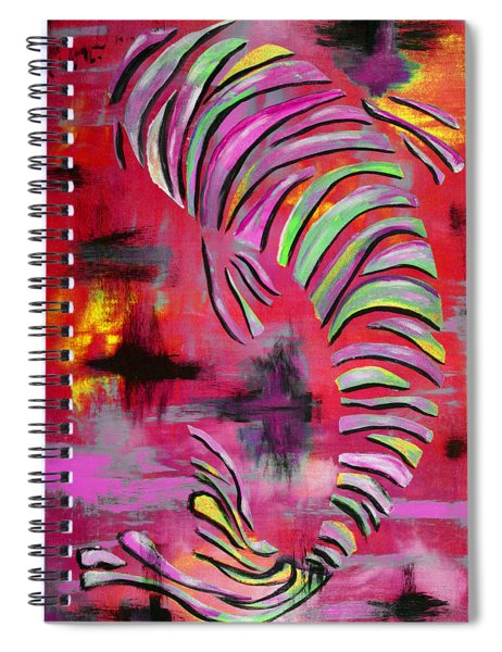 Jewel Of The Orient #2 Spiral Notebook