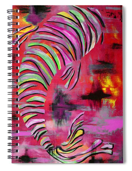 Jewel Of The Orient #3 Spiral Notebook