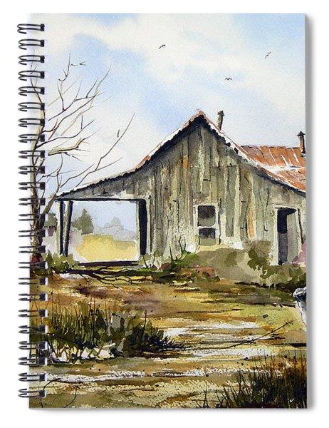 Joe's Place Spiral Notebook