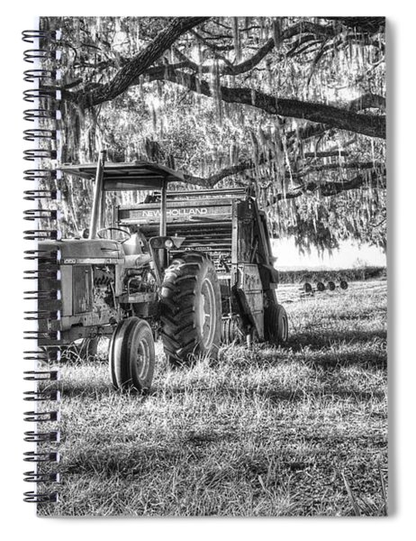 John Deere - Hay Bailing Spiral Notebook