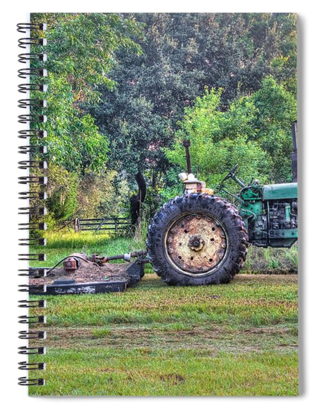 John Deere - Work Day Spiral Notebook