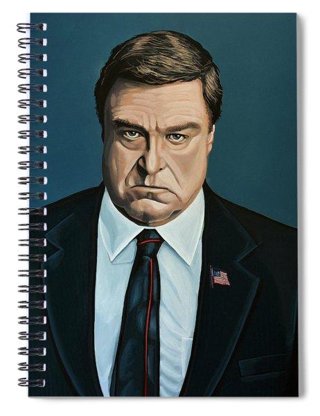 John Goodman Spiral Notebook
