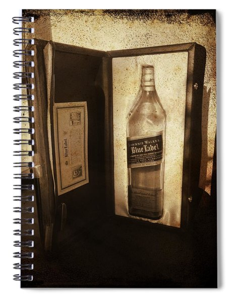 Johnnie Walker - Still Going Strong Spiral Notebook