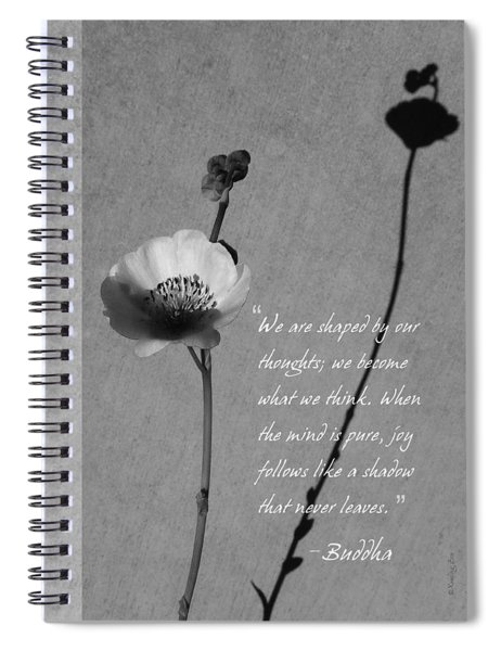Joy Of Life Spiral Notebook