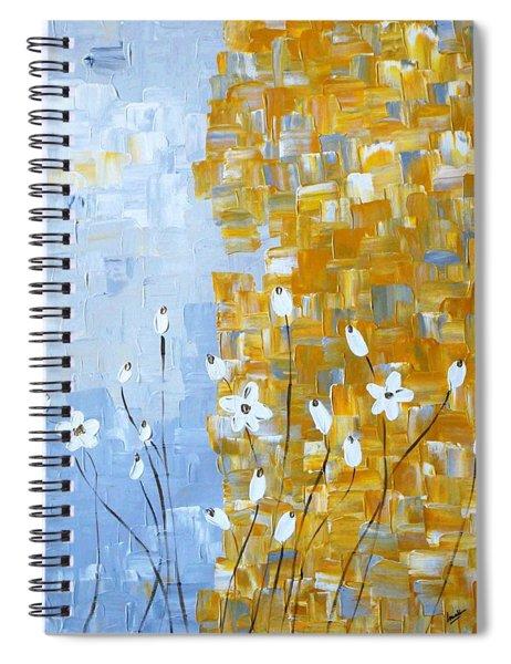 joy Spiral Notebook