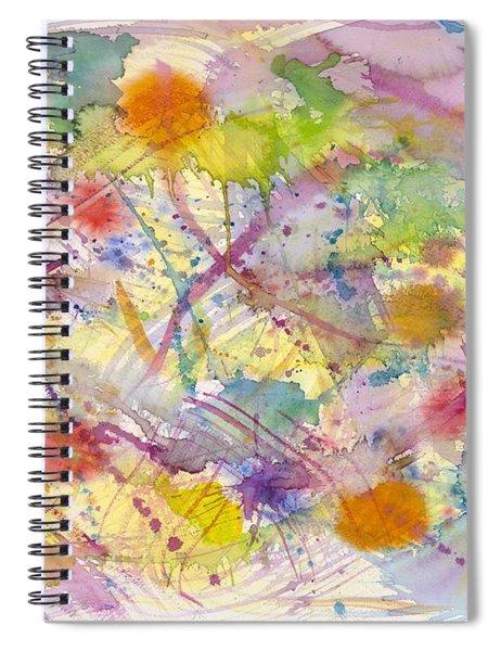 Joyful Harmony Spiral Notebook