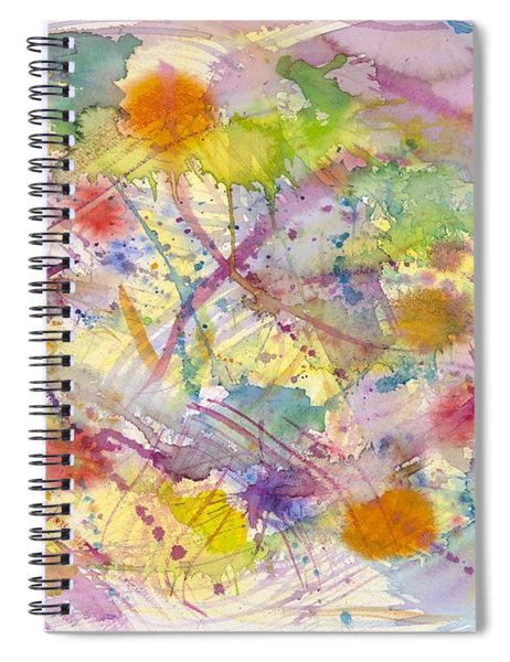 Joyful Harmony Spiral Notebook