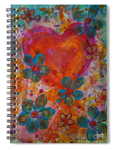 Joyful Noise Spiral Notebook