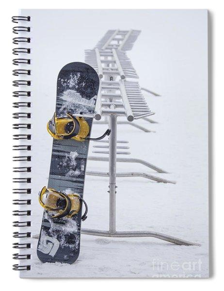 Joyride Spiral Notebook