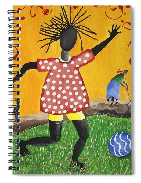 Joy's Promise Spiral Notebook