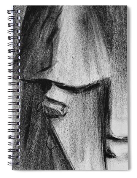 Jules Guesde Spiral Notebook
