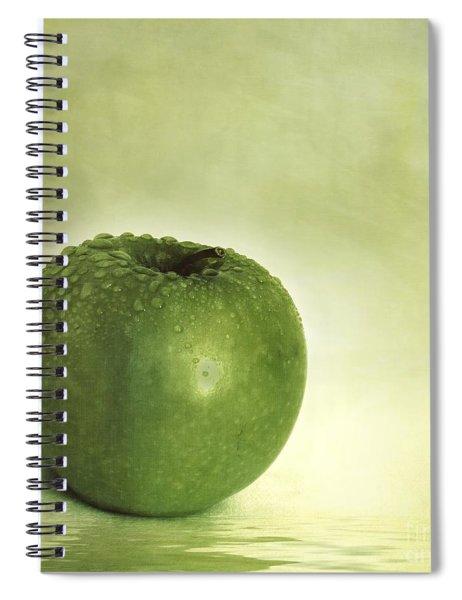 Just Green Spiral Notebook