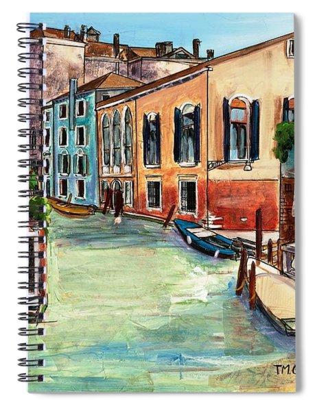 Just In The Neighborhood Spiral Notebook