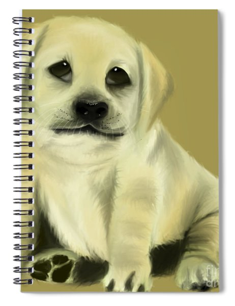 Just Love Me Please Spiral Notebook