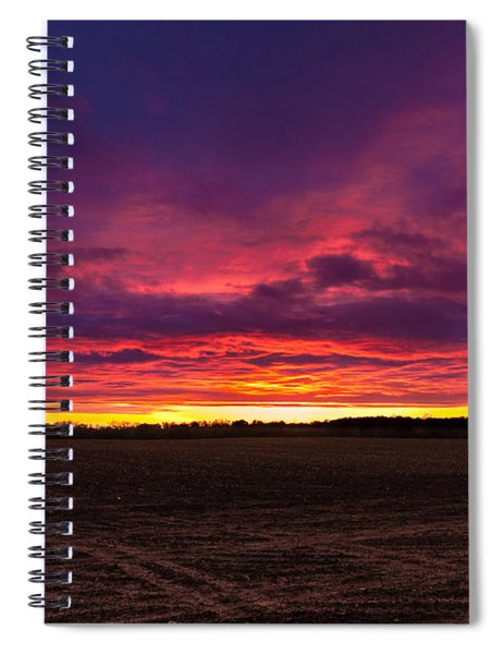 Just Planted  Spiral Notebook