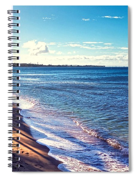 Kaanapali Beach Spiral Notebook