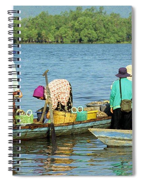Kampot River Spiral Notebook