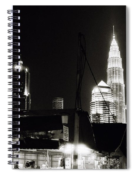 Kampung Baru Spiral Notebook