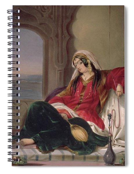 Kandahar Lady Of Rank Spiral Notebook