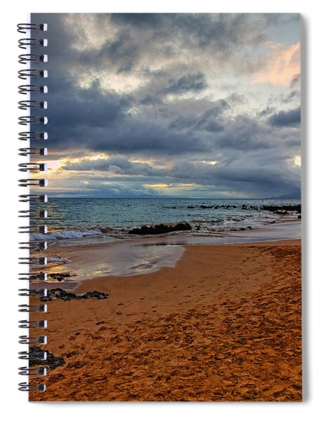 Keawakapu Beach Spiral Notebook