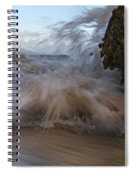 Keem Beach Timing Ireland Spiral Notebook