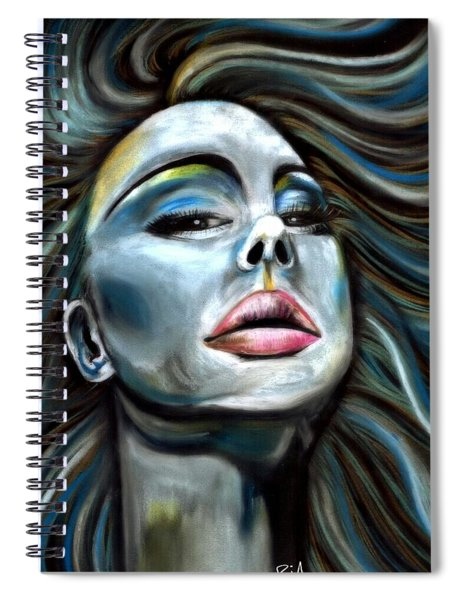 Keep Ya Head Up Spiral Notebook